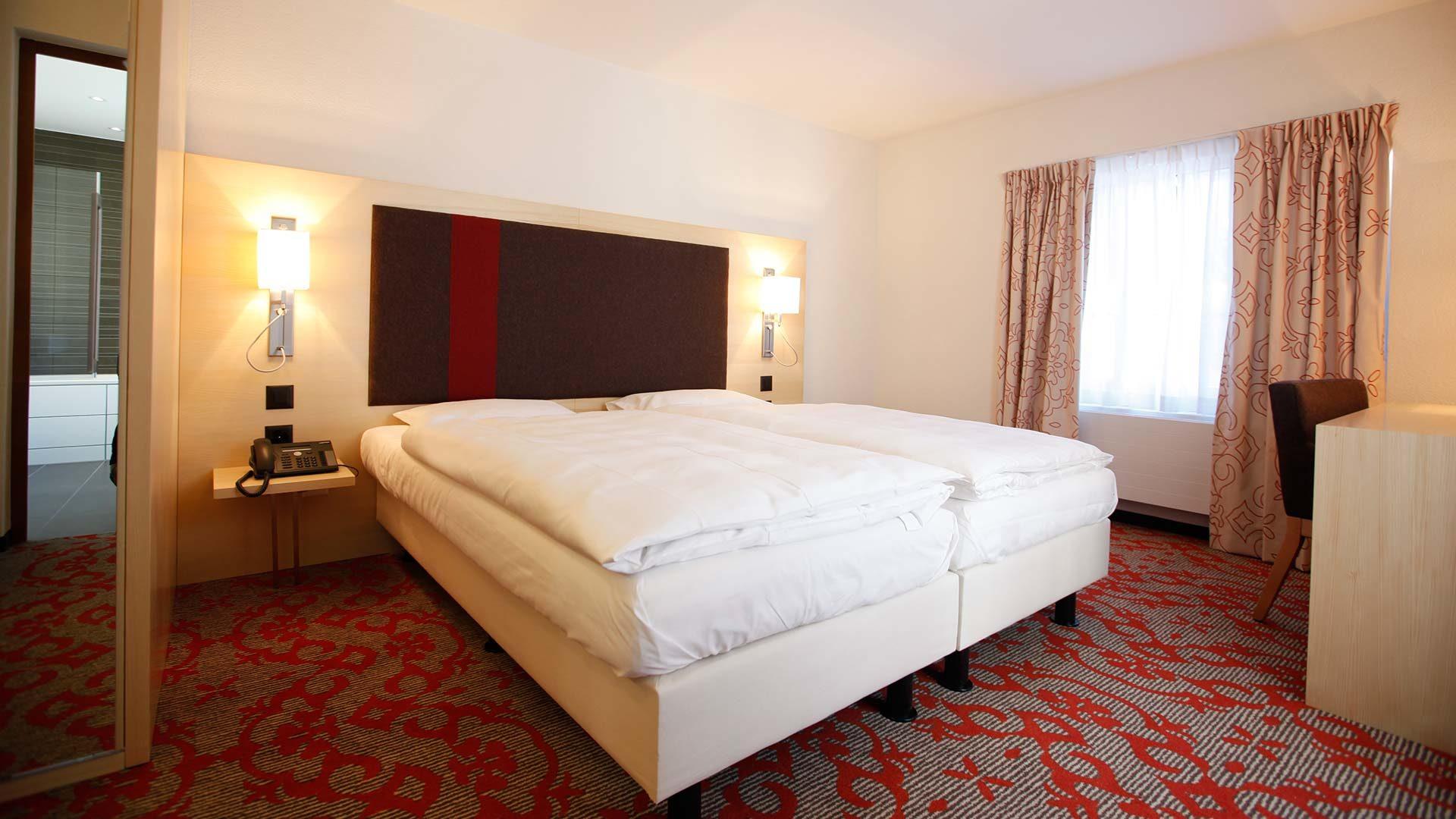 Chambre double Standard - Hotel Testa Grigia